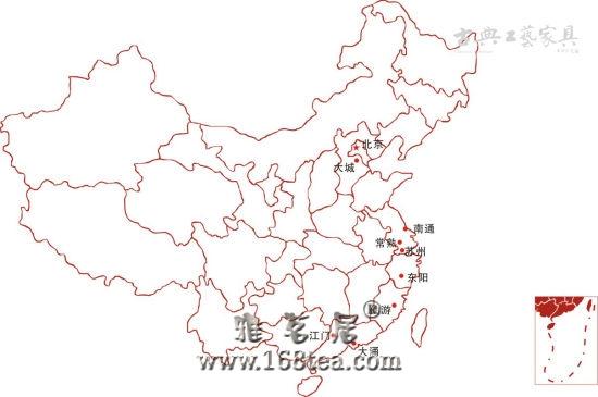 中国红木的使用概况:原材料将成短板