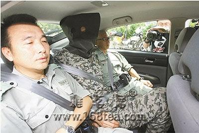 内地男子盗伐沉香木被香港警方逮捕