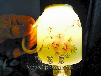 """杨文宪谈六十年代景德镇制造的""""毛泽东用瓷"""""""