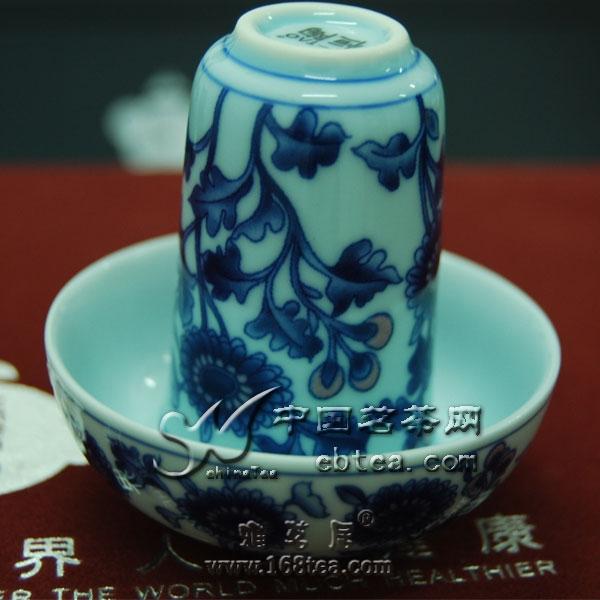 """""""越窑青花瓷""""变成聚宝盆"""
