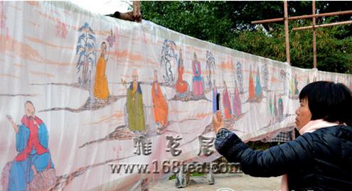 高僧为修寺庙拍卖佛珠估价逾亿元
