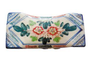 民间收藏五代瓷枕解说海上丝绸之路