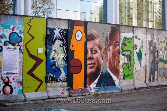 柏林墙残片在全球热销成艺术品市场新宠