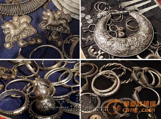 银饰价格低廉款式多样 深受广大消费者喜爱