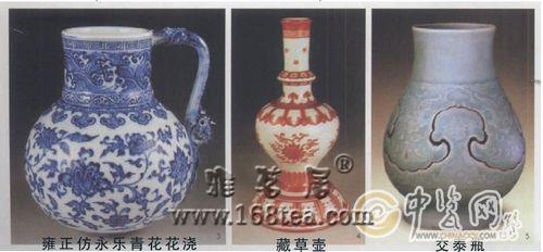 康、雍、乾景德镇官窑瓷器设计艺术研究