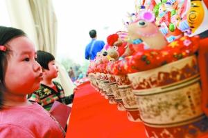 潘家园羊年春节交易会今年玩儿什么