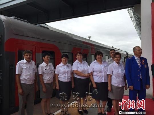 """内蒙古开通""""茶叶之路""""中俄跨境旅游专列"""