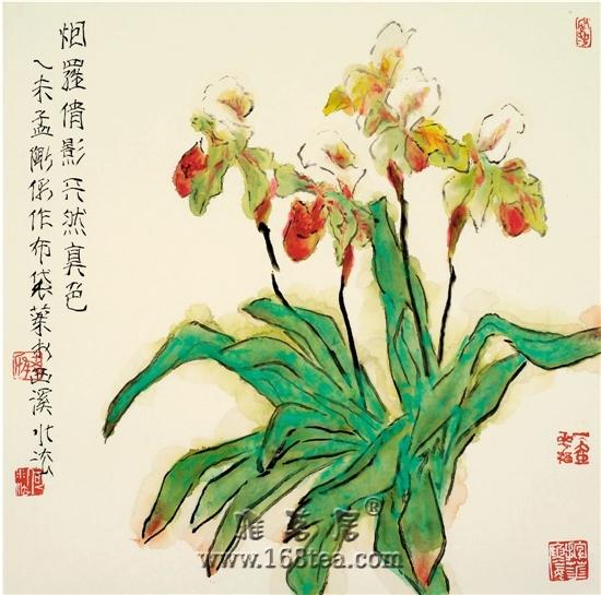 中国国家博物馆全面展现了花鸟画家何水法