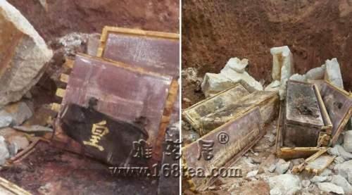 广东发现明朝官墓 580年官墓棺椁干尸完美呈现!
