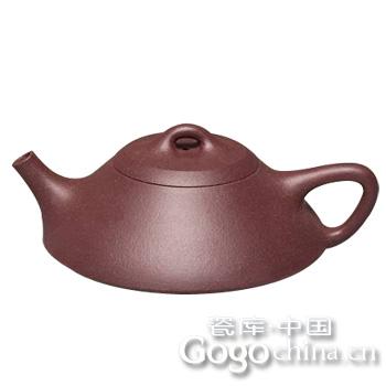 紫砂壶,寻找粗犷的美丽