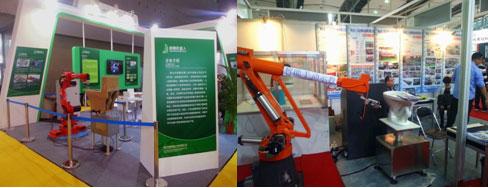 陶瓷自动化机器人产业,十里春风扑面来