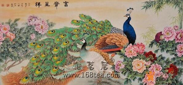 国画花鸟画收藏价值高 花鸟画更受欢迎