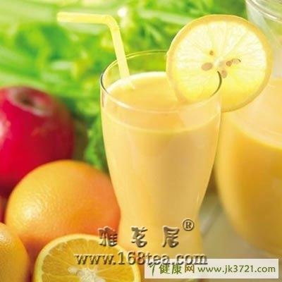 果汁美容健康身体也要注意方法