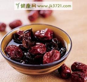健康红枣营养保持年青