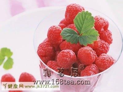 健康水果的美容保健作用