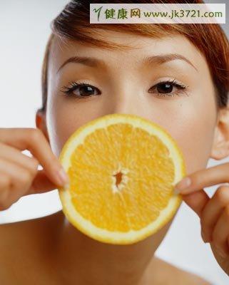 一个橙子解决所有肌肤问题