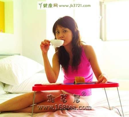 女性健康饮食:美容汤