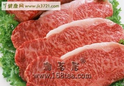 健康食品这牛肉的营养