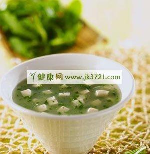 夏季健康营养的美容瘦身汤