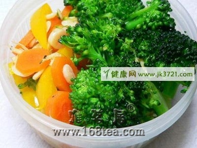 OL白领们的健康午餐食品