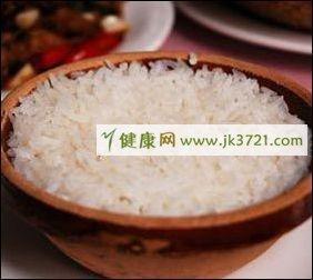 六种米的营养的健康功效