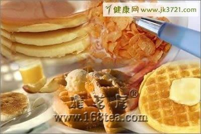 女性健康饮食:哪些早餐不能吃