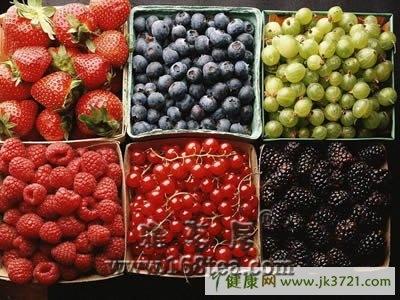 五种健康食品帮你防中暑