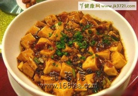 健康饮食知识:豆腐的营养吃法