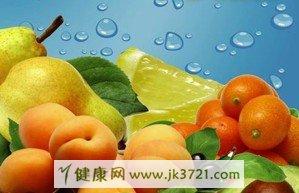 六种女性护肤健康食品