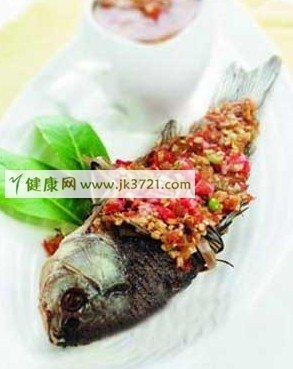 不同鱼的营养价值与饮食禁忌