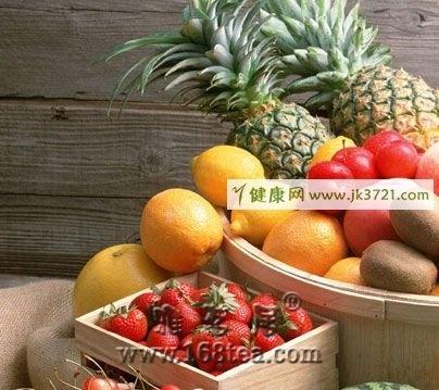 天然健康的排毒食品