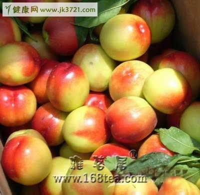 桃子的好处和健康吃法