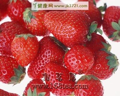 草莓的好处和清洗方法