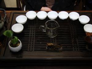 冬至煎茶图片