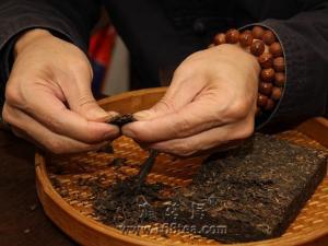 传统煎茶图片