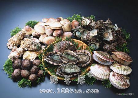 健康吃海鲜