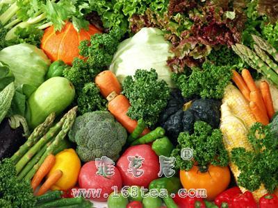吃蔬菜的误区