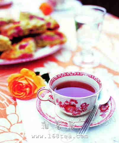 红茶的保健功效