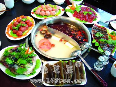 健康吃火锅