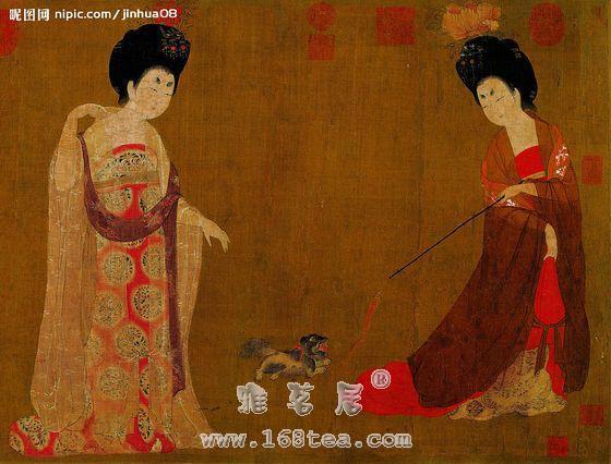 两种民俗:荡秋千和簪花|民俗审美