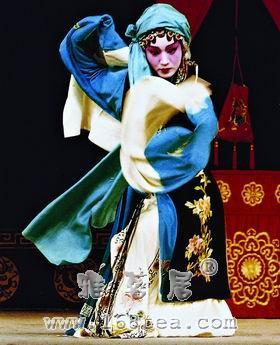 曲艺|京剧特技——水袖功|中国京剧