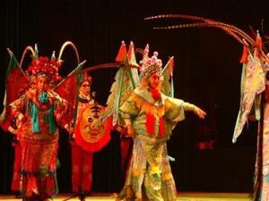 中国戏曲|河北保定老调|戏曲艺术
