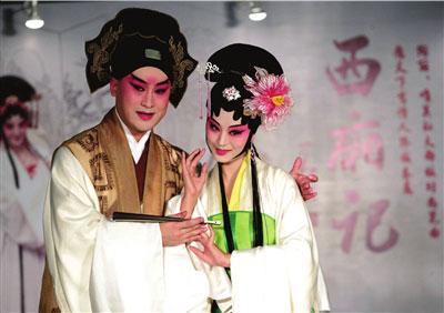 曲艺杂谈----中国历史上十大古典喜剧