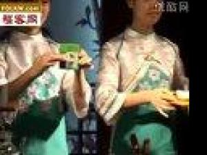 茉莉花茶茶艺表演|花茶茶艺