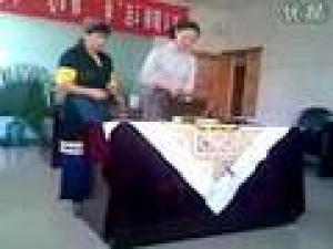 中国茶艺表演 |擂茶茶艺 |茶艺视频