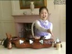 最新乌龙茶茶艺表演