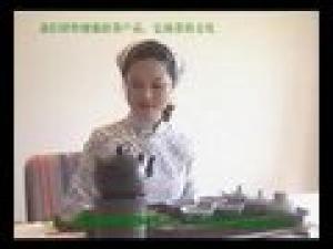 青豆茶茶艺视频