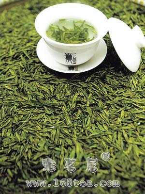 龙井茶与虎跑泉的传说