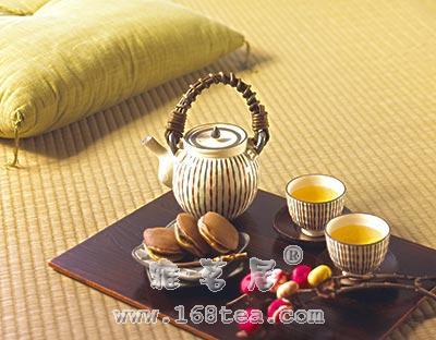 中国茶食的历史