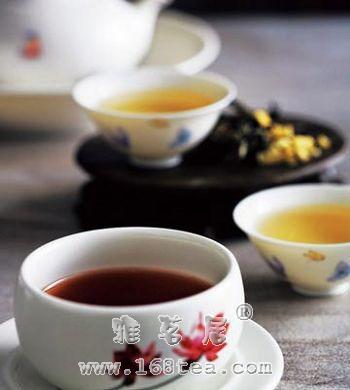 趣谈国外茶名